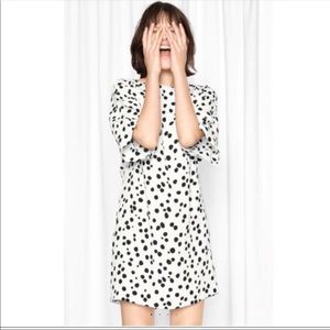 Cute & other stories dress